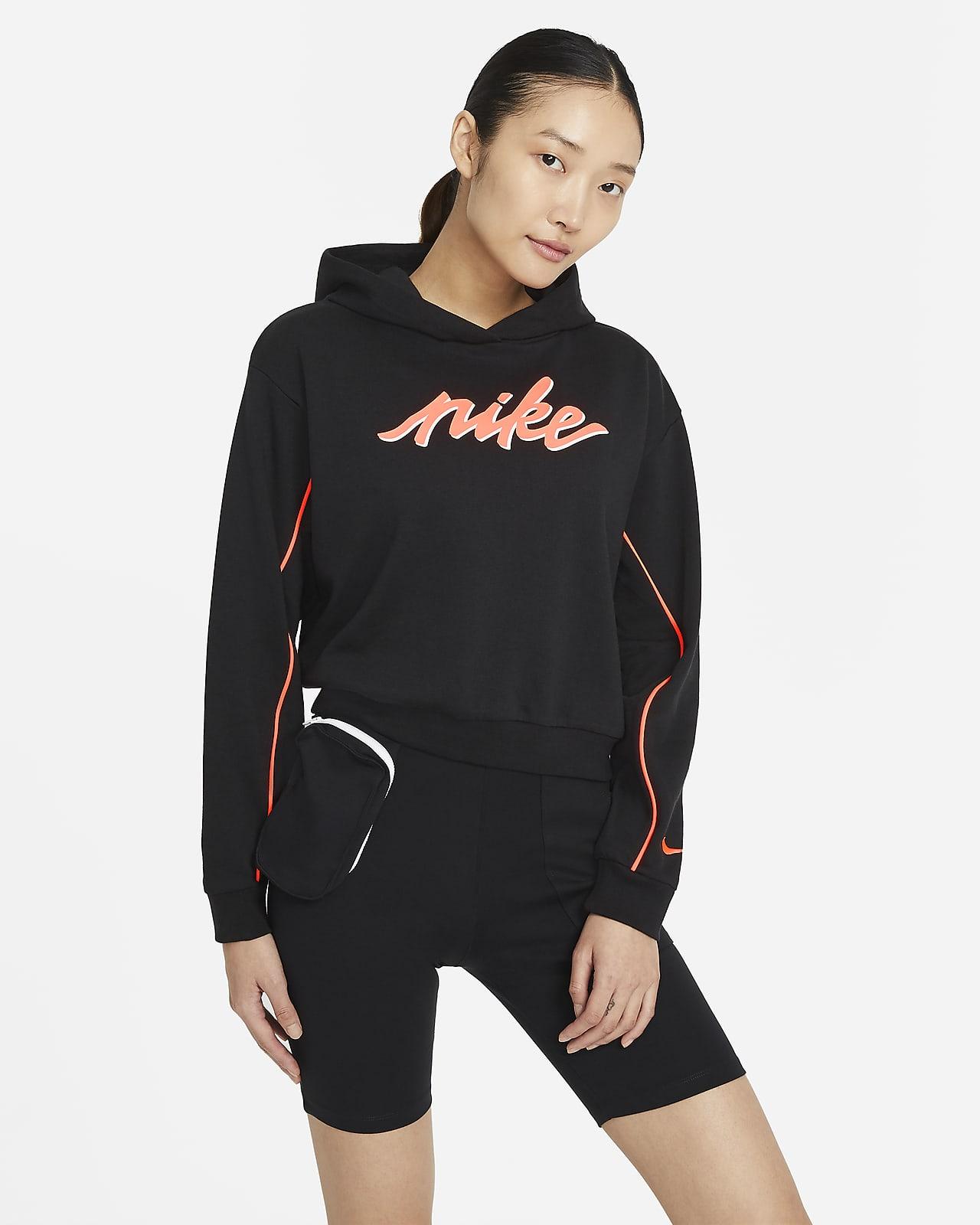 เสื้อมีฮู้ดผู้หญิง Nike Sportswear