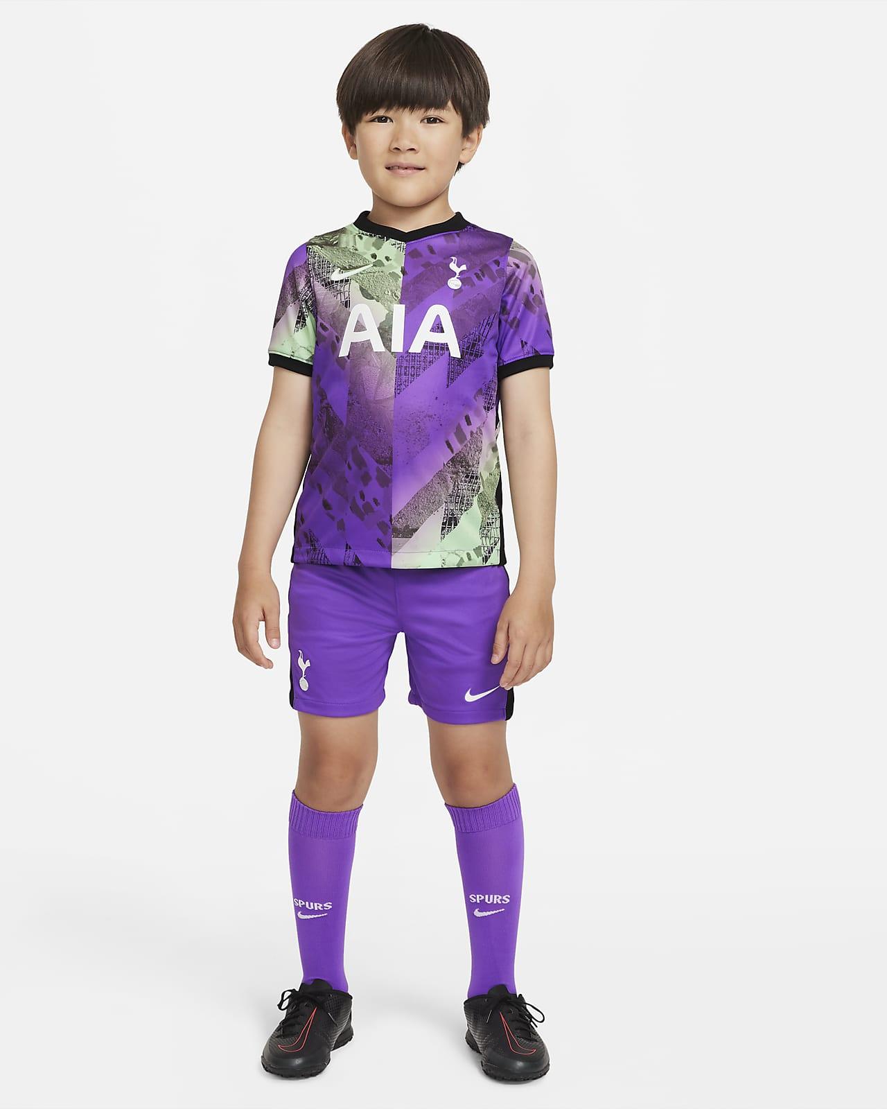 3e tenue de football Nike Dri-FIT Tottenham Hotspur 2021/22 pour Jeune enfant
