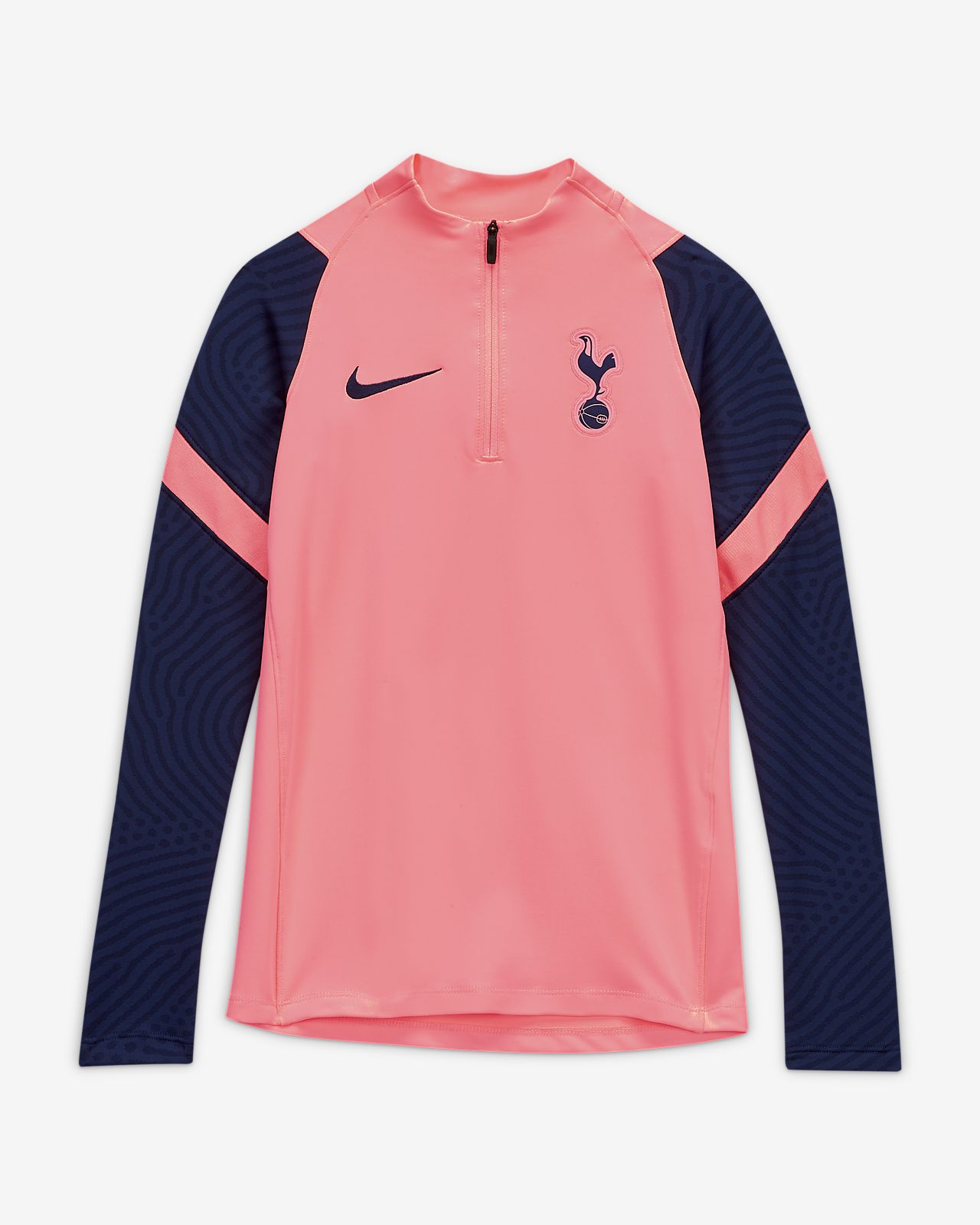Tottenham Hotspur Strike Older Kids' Football Drill Top