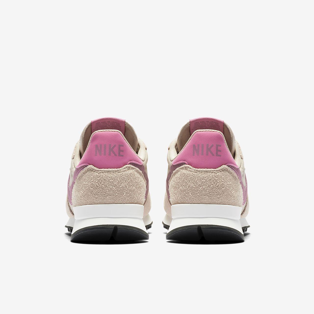 nike sportswear internationalist donna scarpe rosa