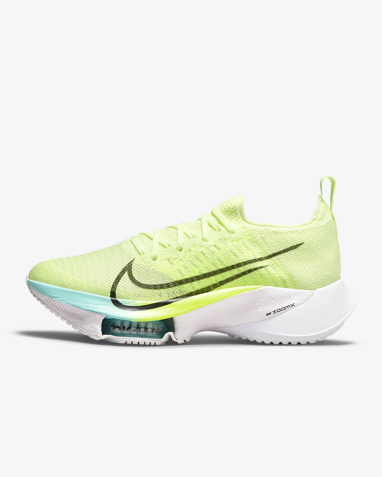 Nike Air Zoom Tempo NEXT% Hardloopschoenen voor dames (straat)