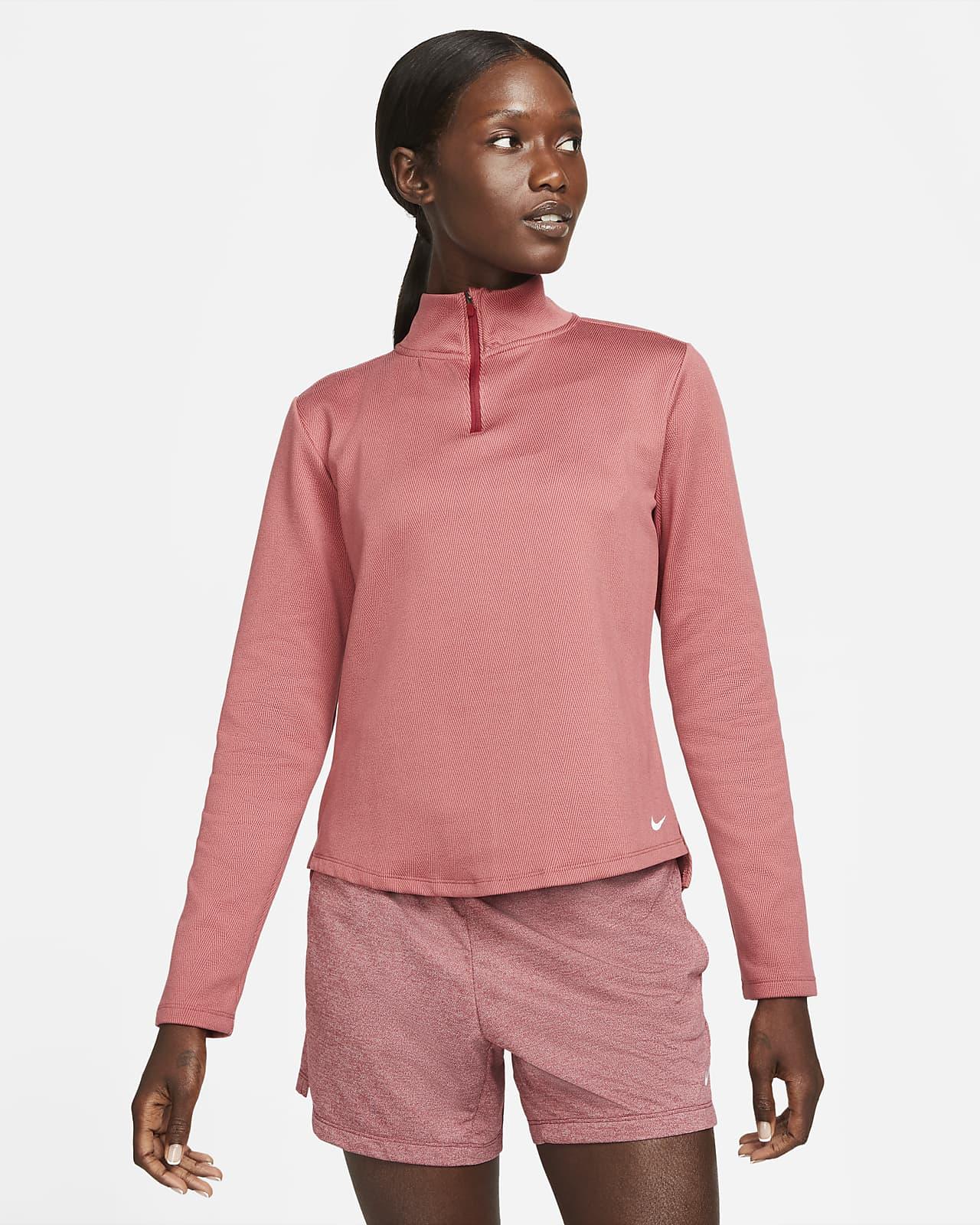 Nike Therma-FIT One Women's Long-Sleeve 1/2-Zip Top