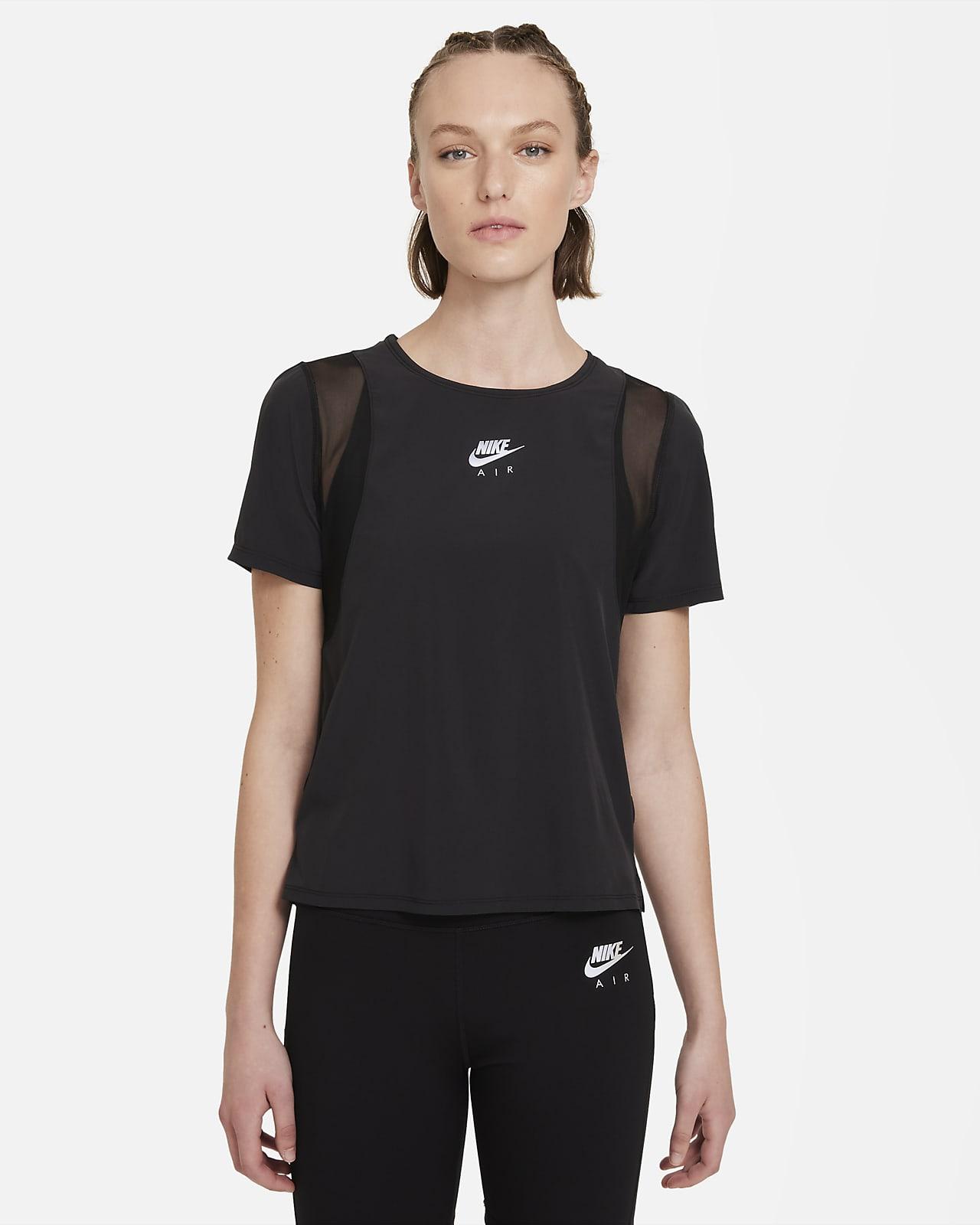 Camiseta de running para mujer Nike Air