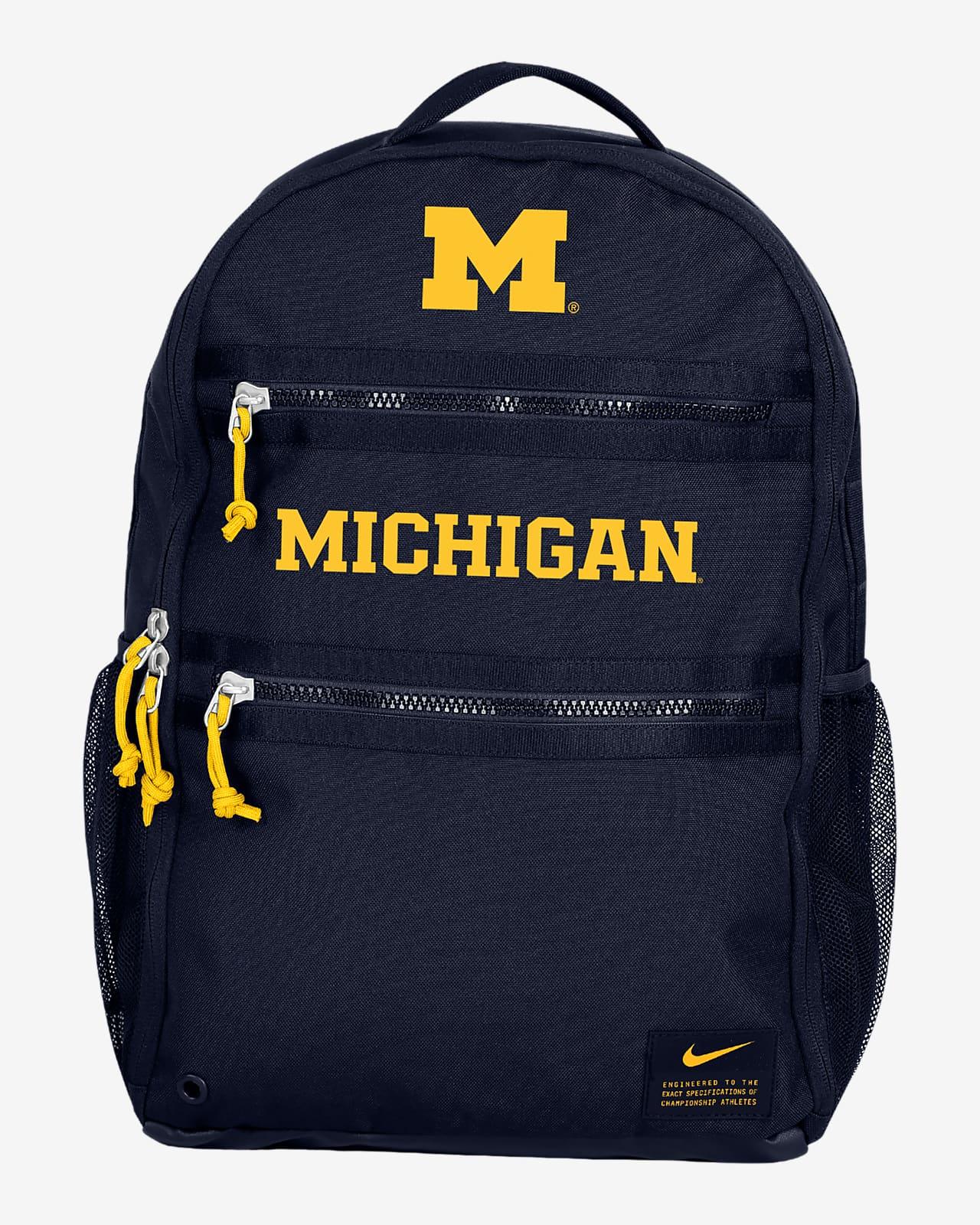 Nike College (Michigan) Backpack