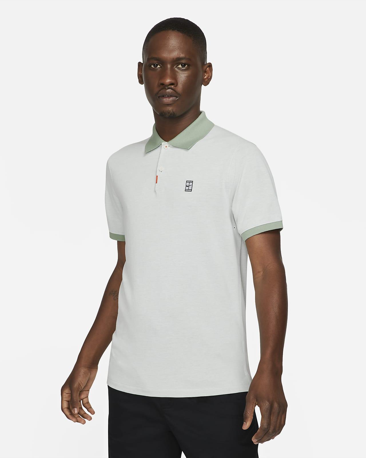 The Nike Polo Slam poloskjorte med smal passform til herre