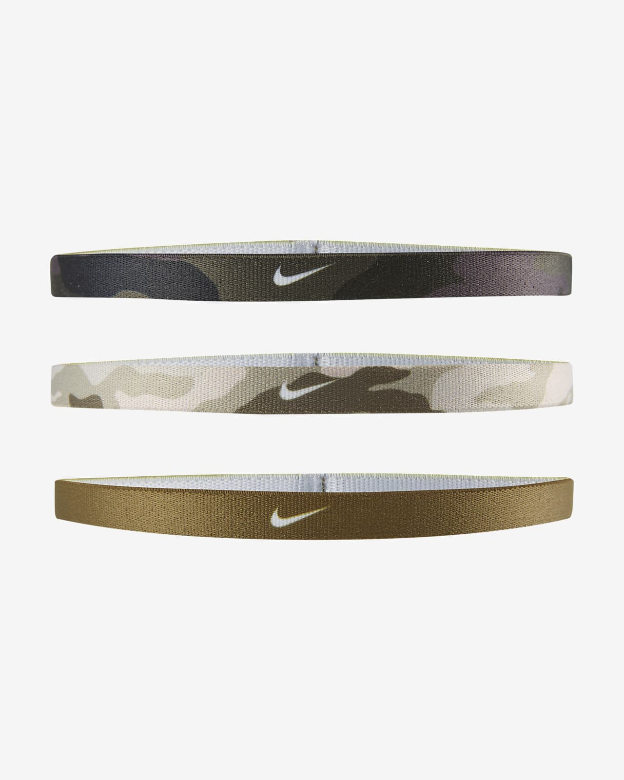 Nike印花头带(3 条)