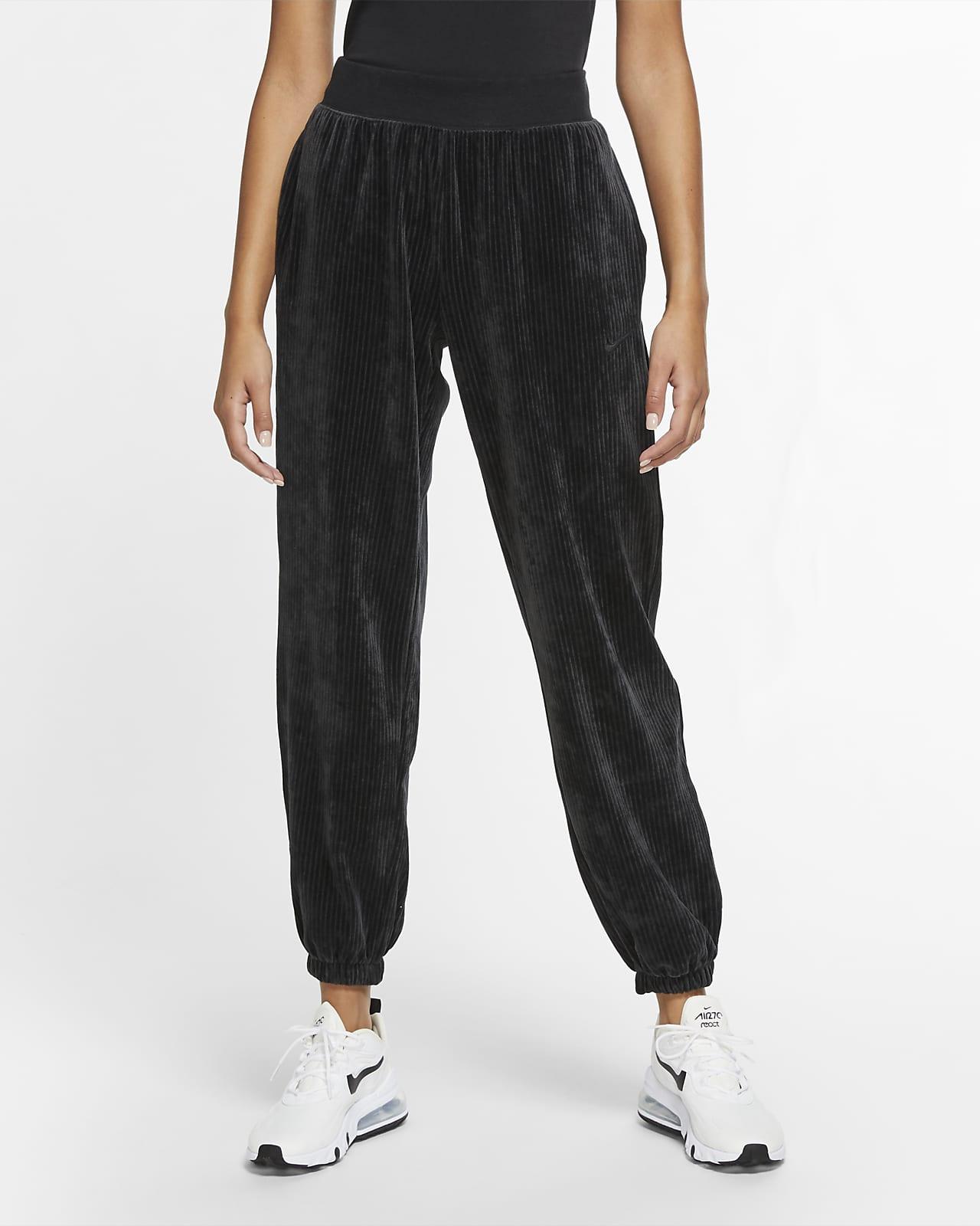 Calças aveludadas Nike Sportswear para mulher