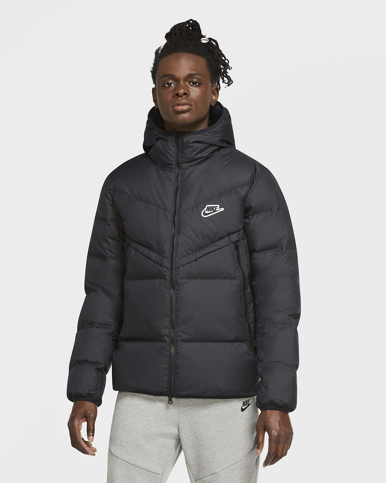 Giacca Nike Sportswear Down-Fill Windrunner - Uomo