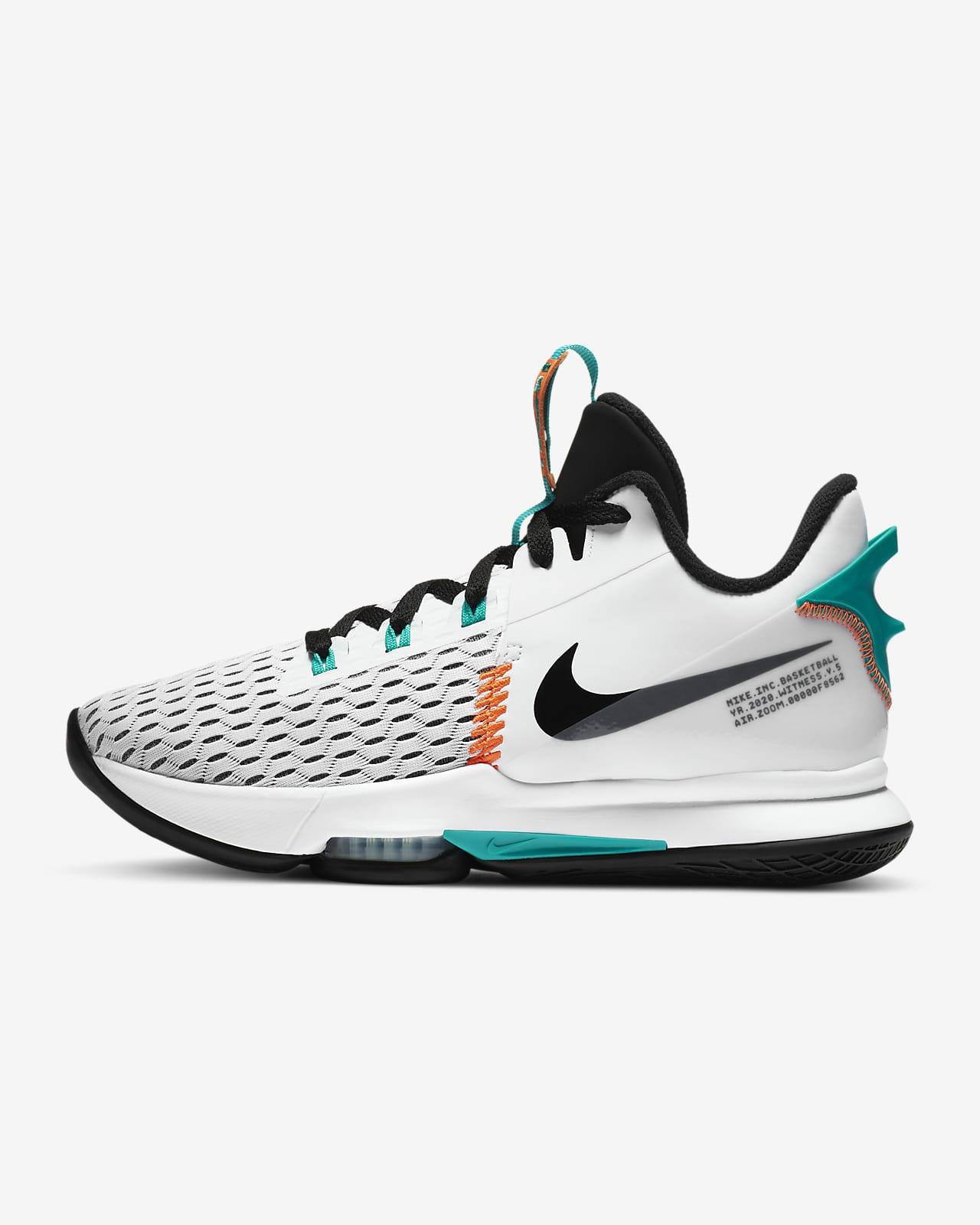 LeBron Witness 5 EP Basketball Shoe