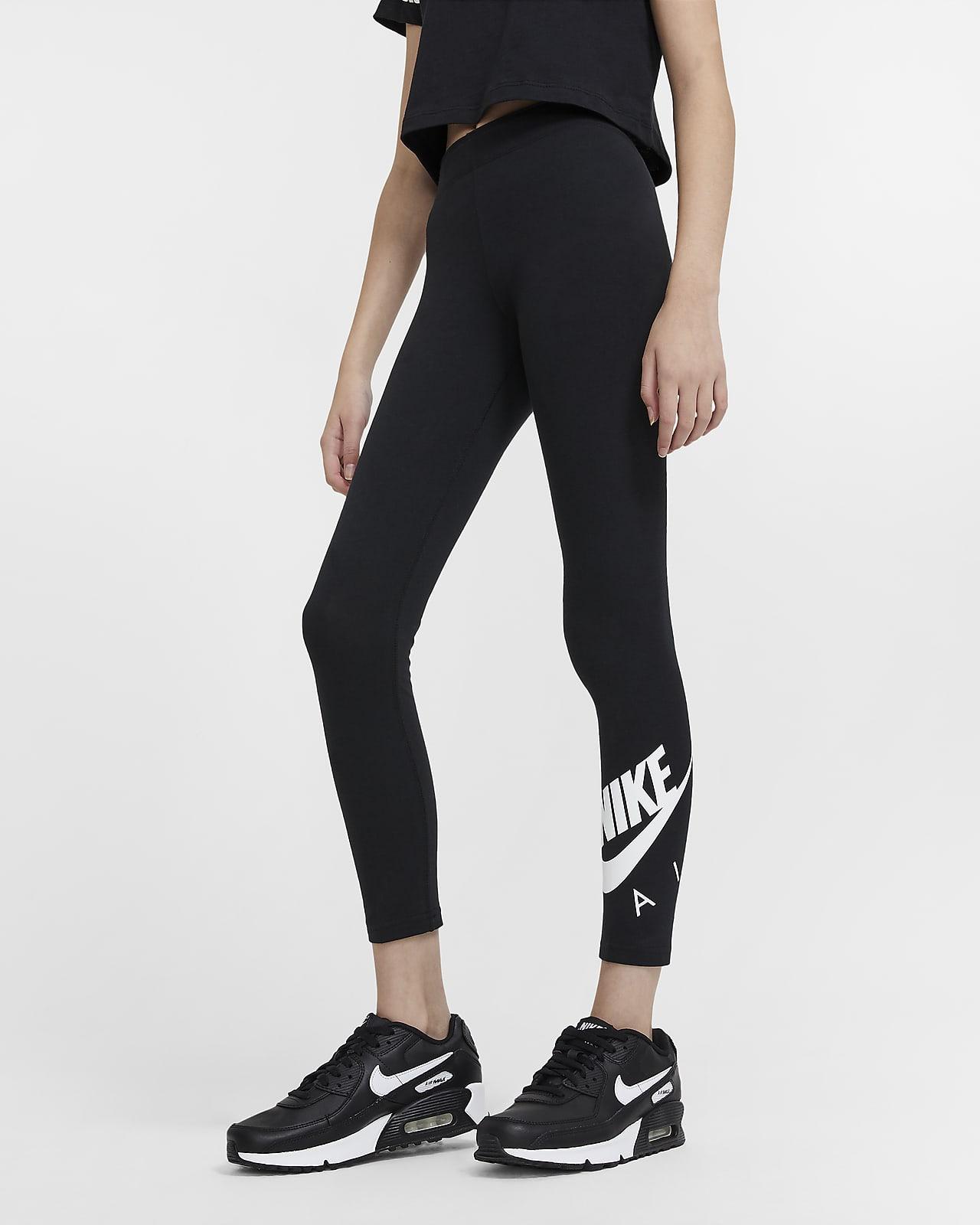 Nike Air Favourites Older Kids' (Girls') Leggings