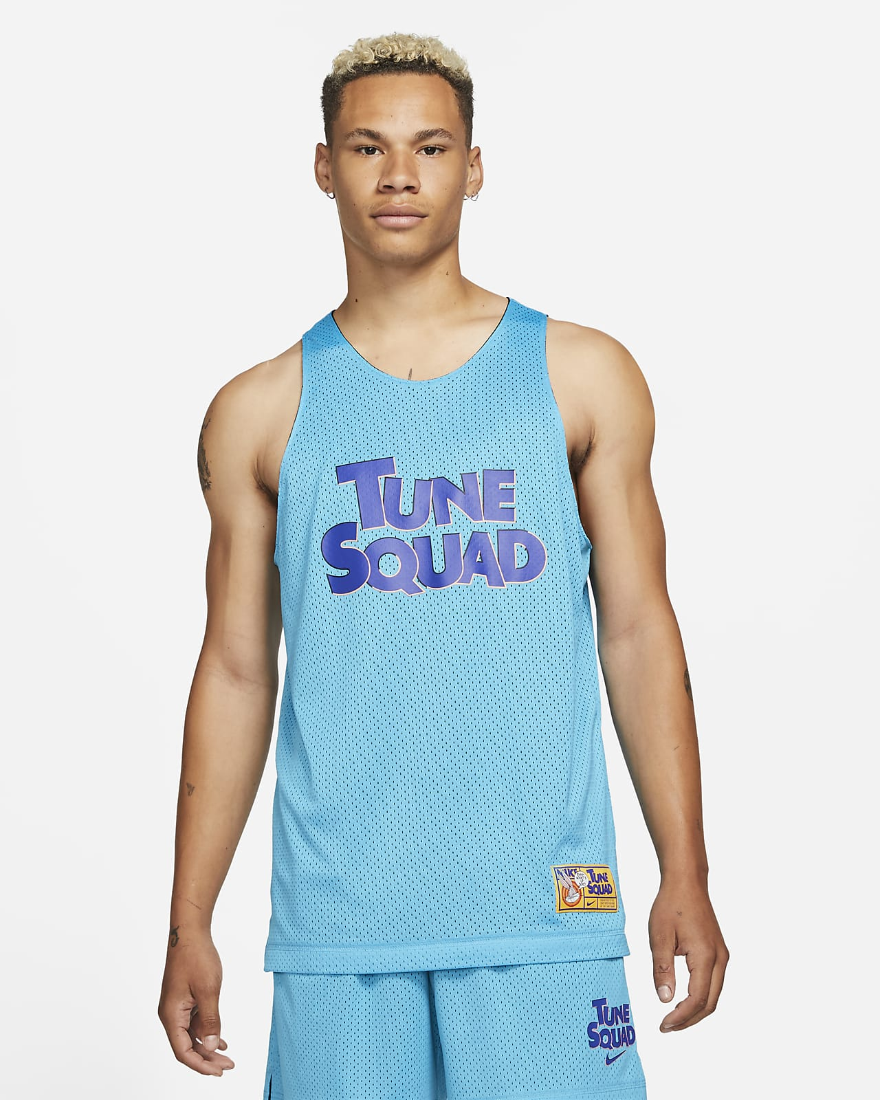 Nike Dri-FIT x Space Jam: A New Legacy Men's Basketball Reversible Jersey