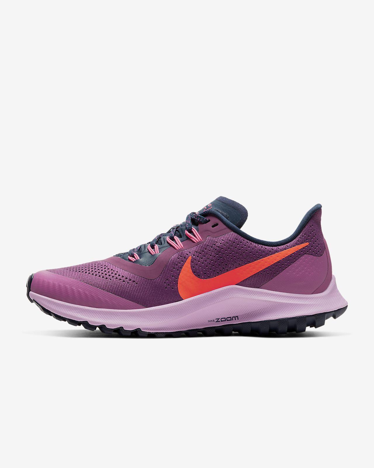 damskie buty do biegania w terenie