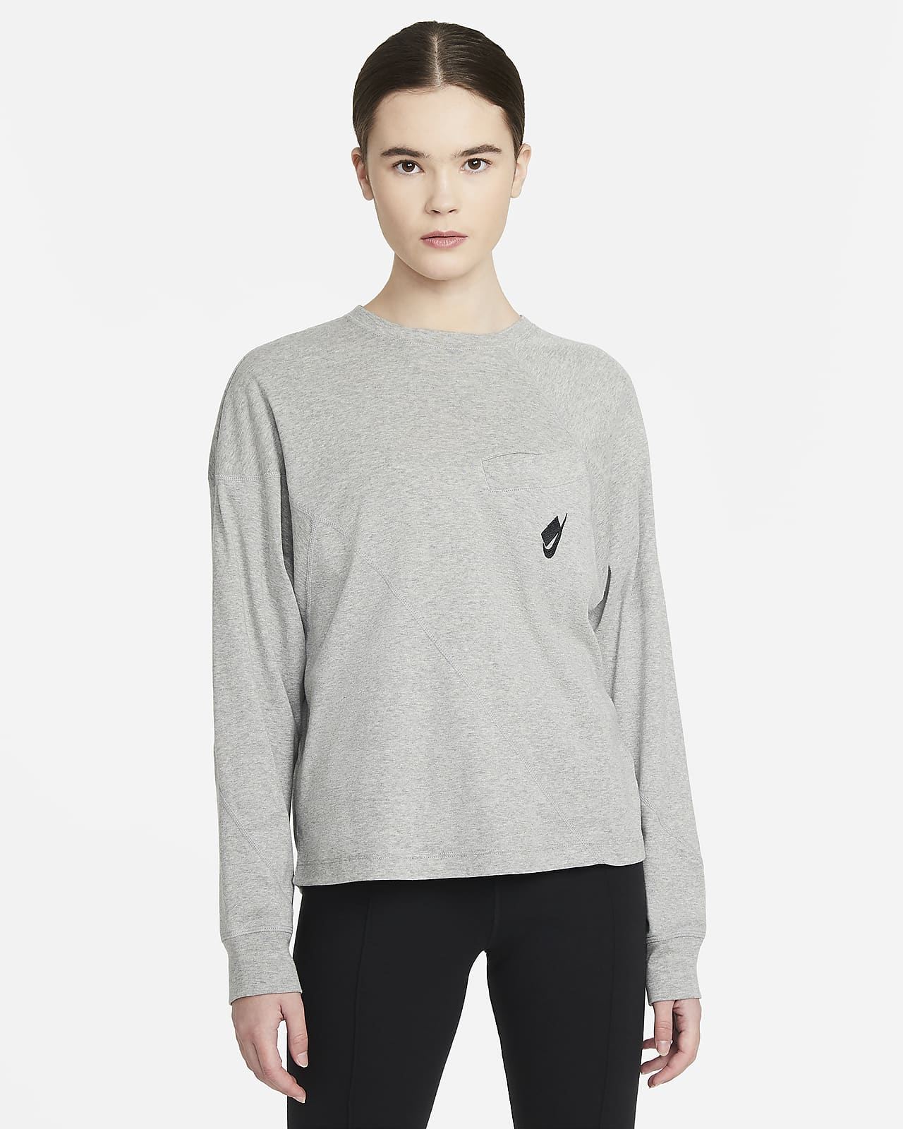 Nike Sportswear NSW Women's Long-Sleeve Top