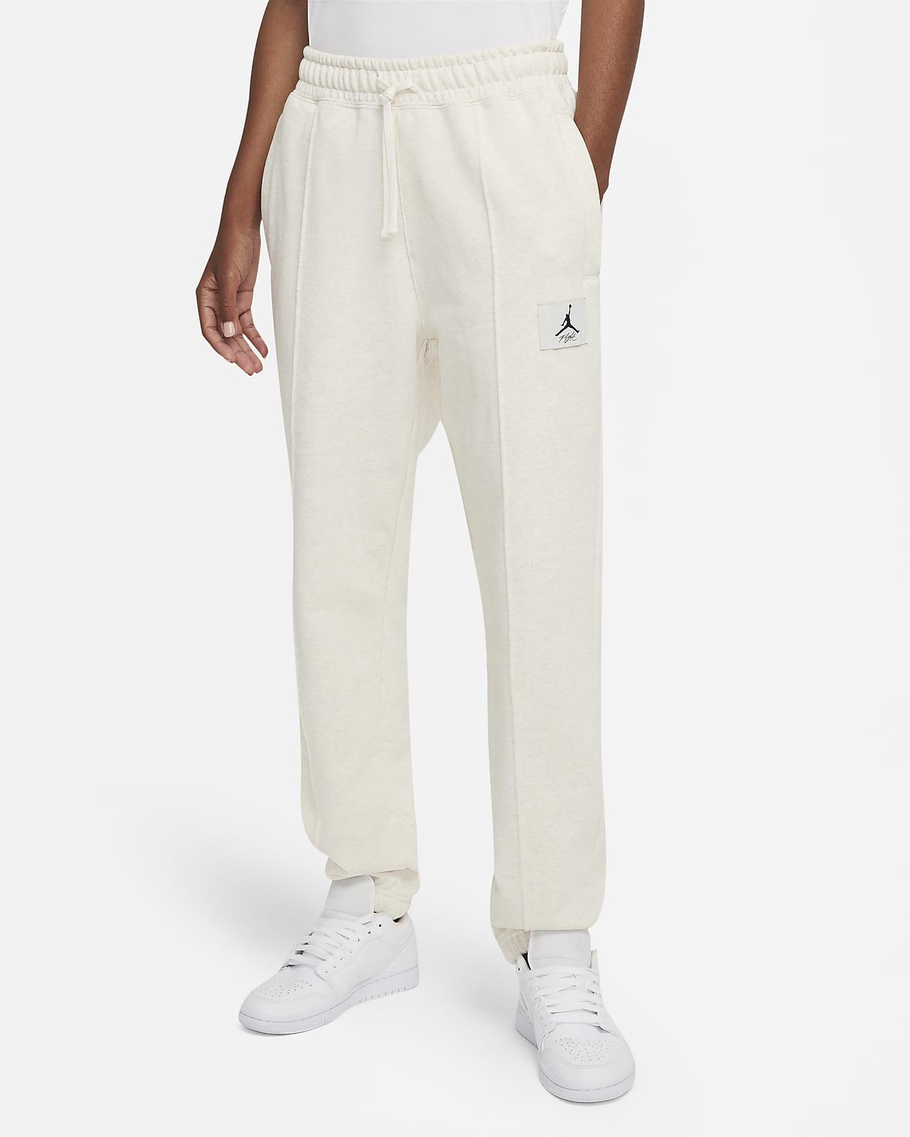 Calças de lã cardada Jordan Essentials para mulher
