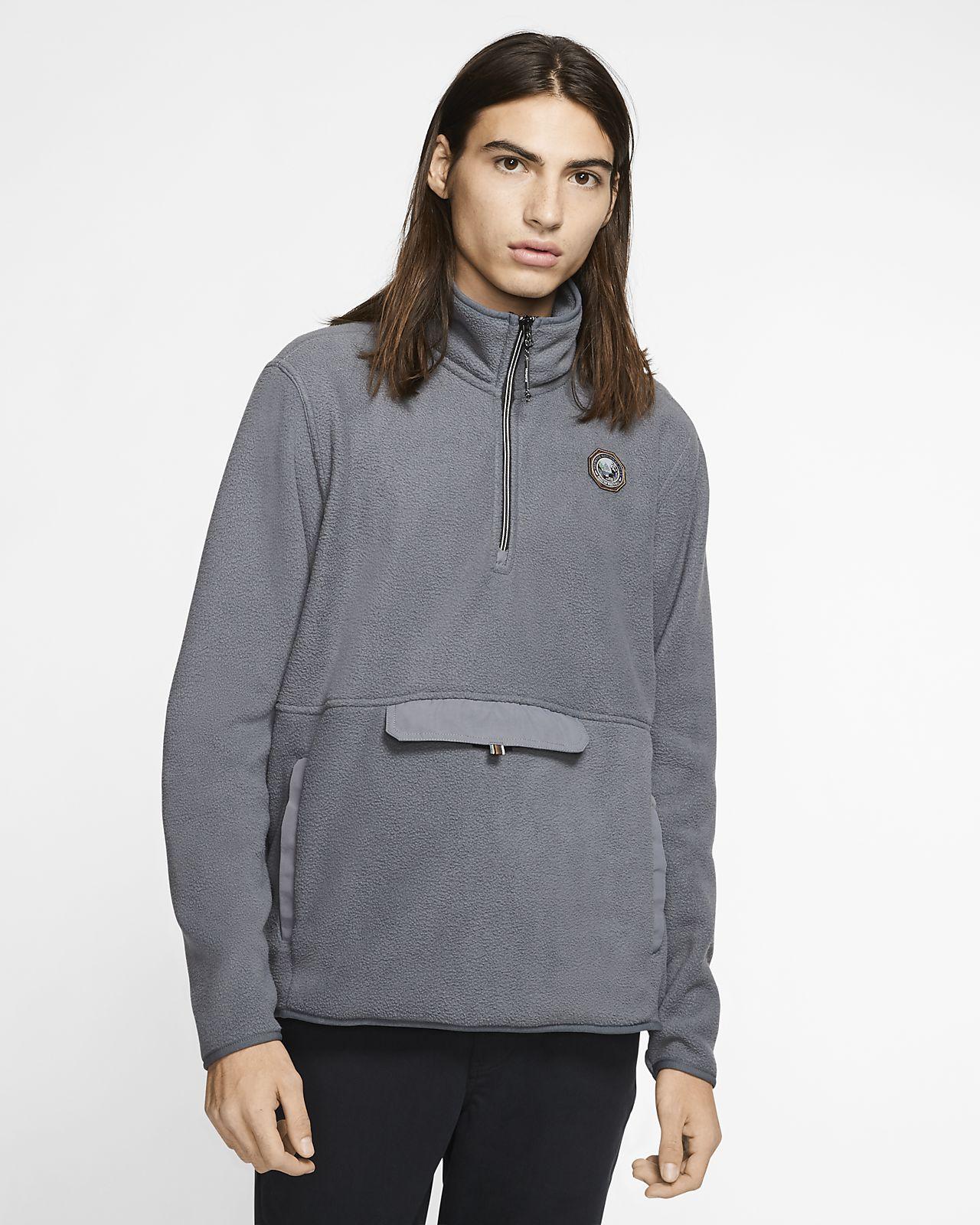 Hurley x Pendleton Sherpa Men's Track Fleece