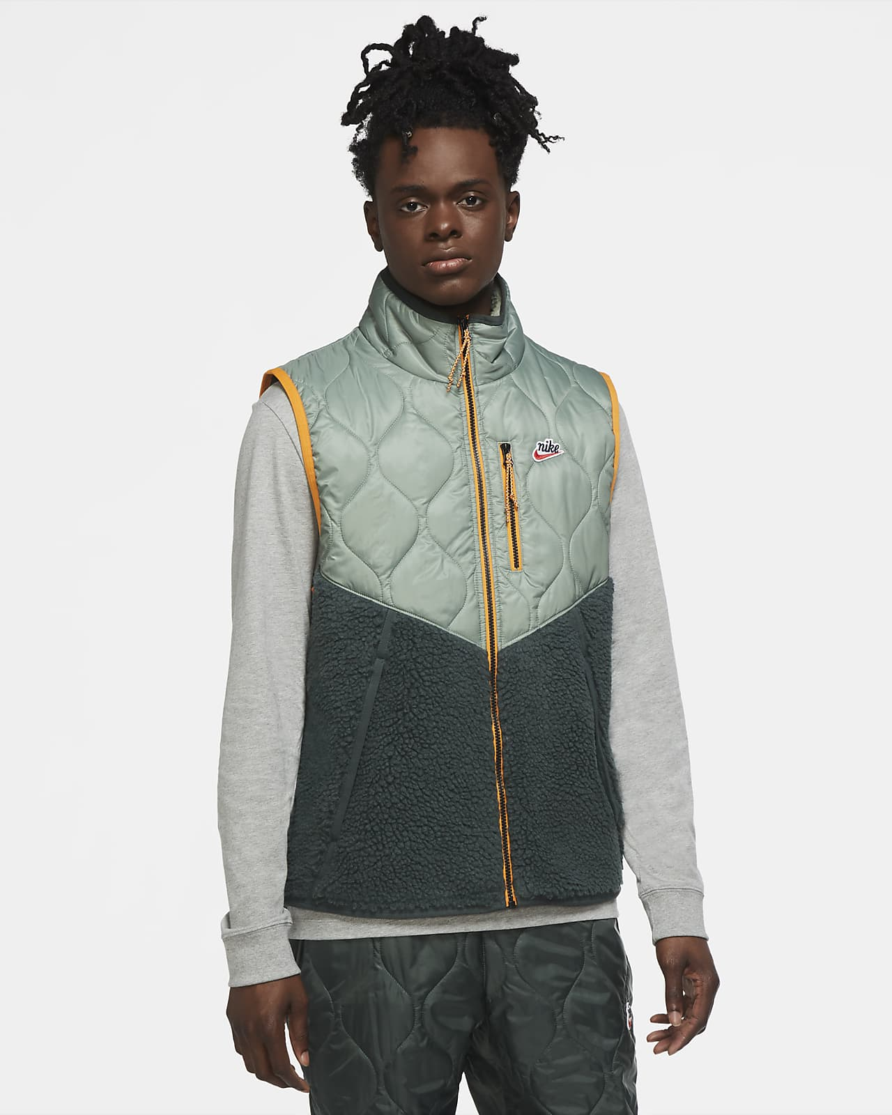 Nike Sportswear Heritage Men's Insulated Gilet