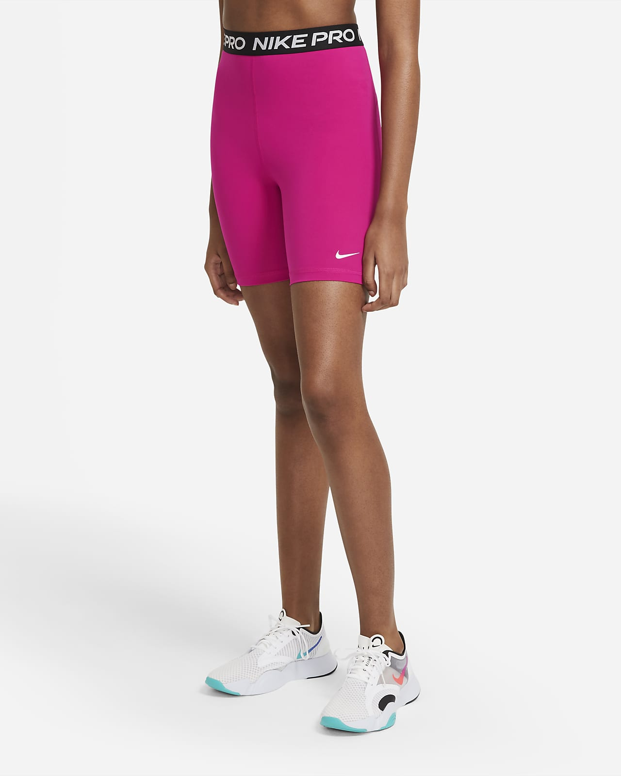 Nike Pro 365 Women's High-Rise 18cm (approx.) Shorts