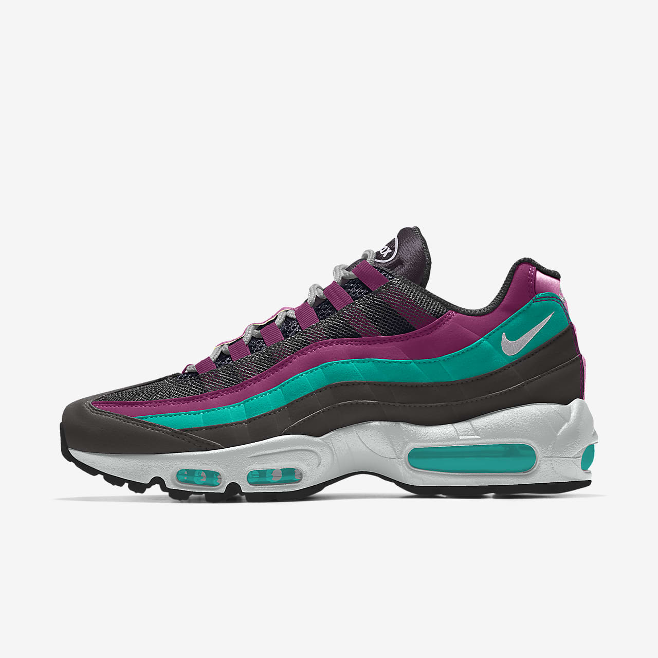 Scarpa personalizzabile Nike Air Max 95 Unlocked By You
