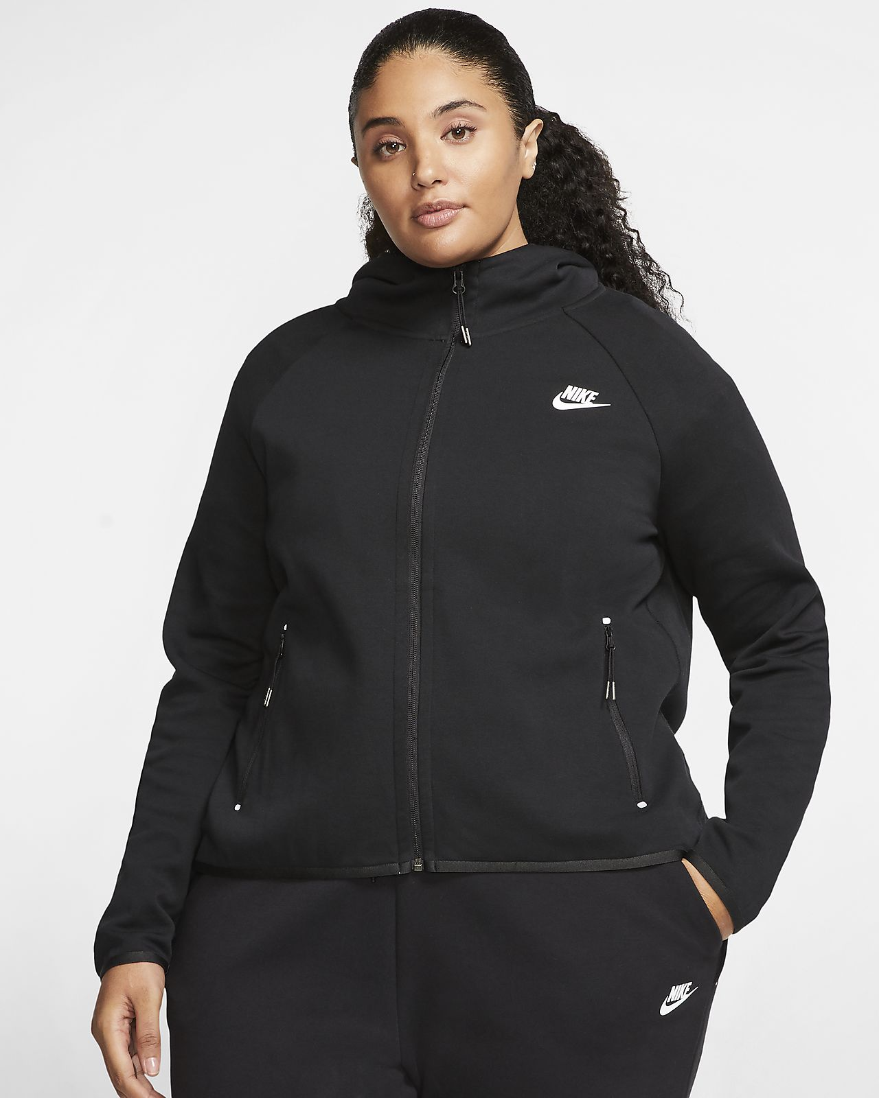 Nike Sportswear Tech Fleece Women's Cape (Plus Size)