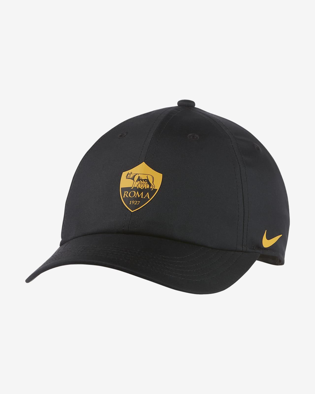 Παιδικό ρυθμιζόμενο καπέλο Nike Dri-FIT AS Roma Heritage86