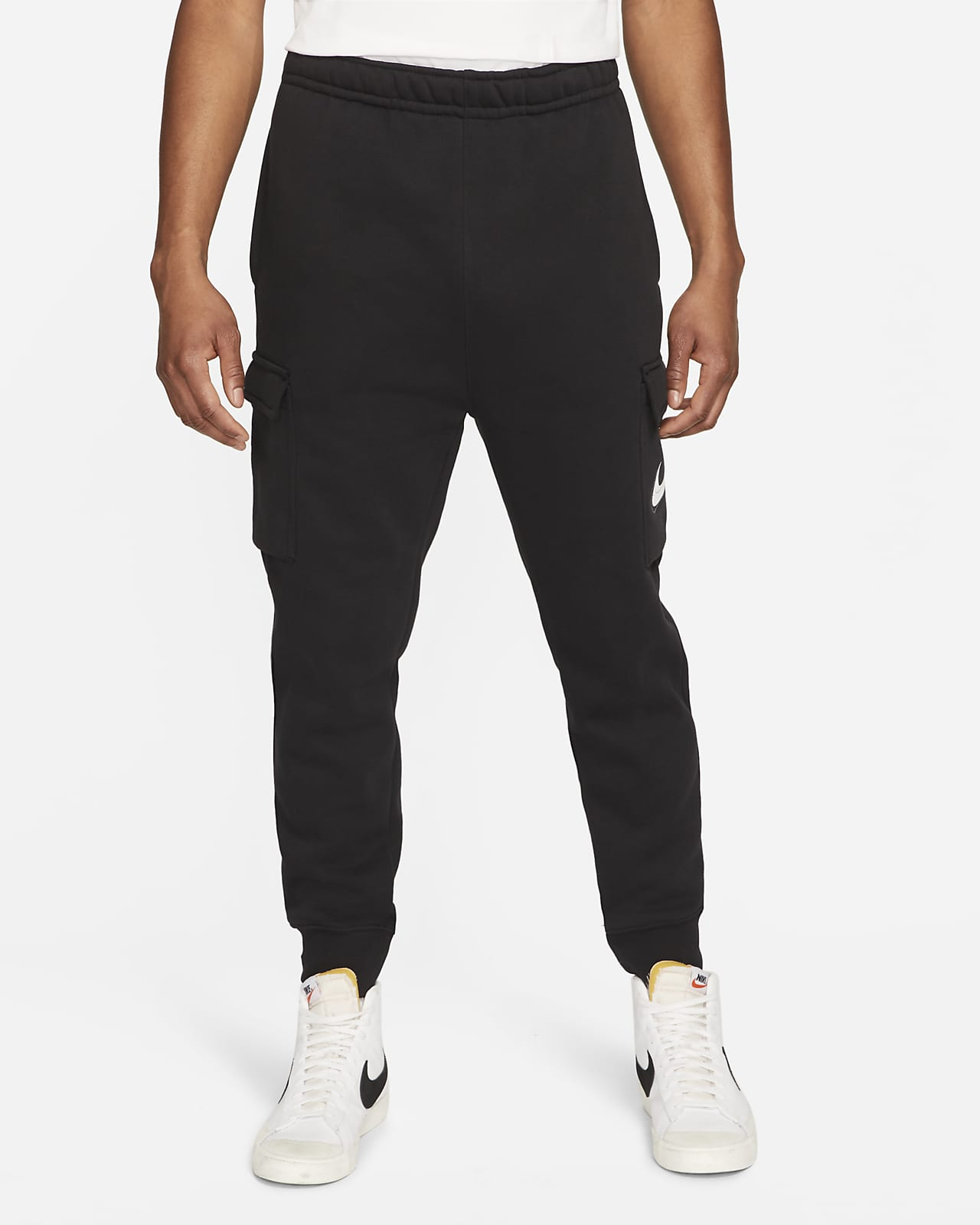 Nike Sportswear Court Fleece-Cargohose für Herren