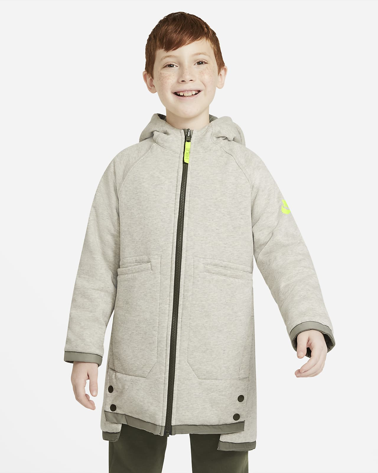 Parka réversible Nike Sportswear pour Enfant plus âgé