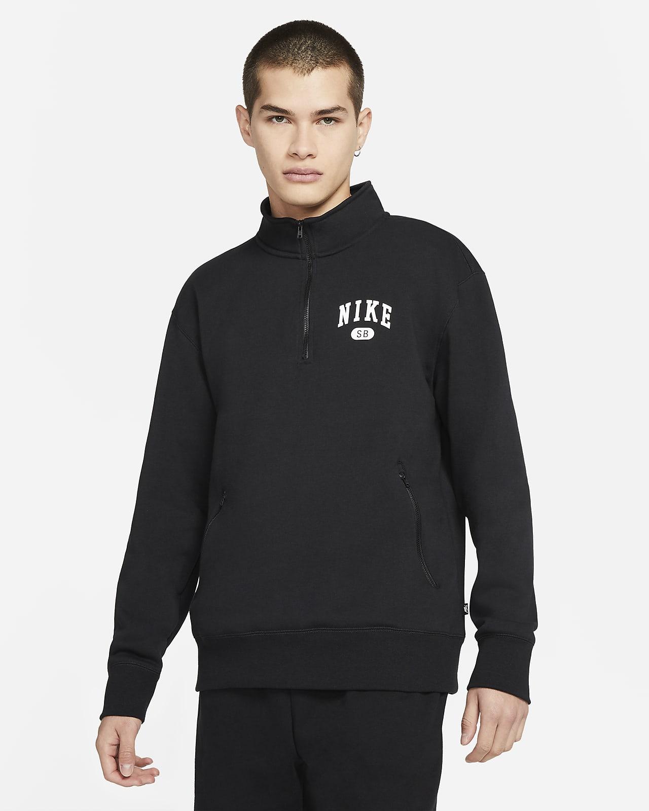 Nike SB Mock-Neck Skate Top