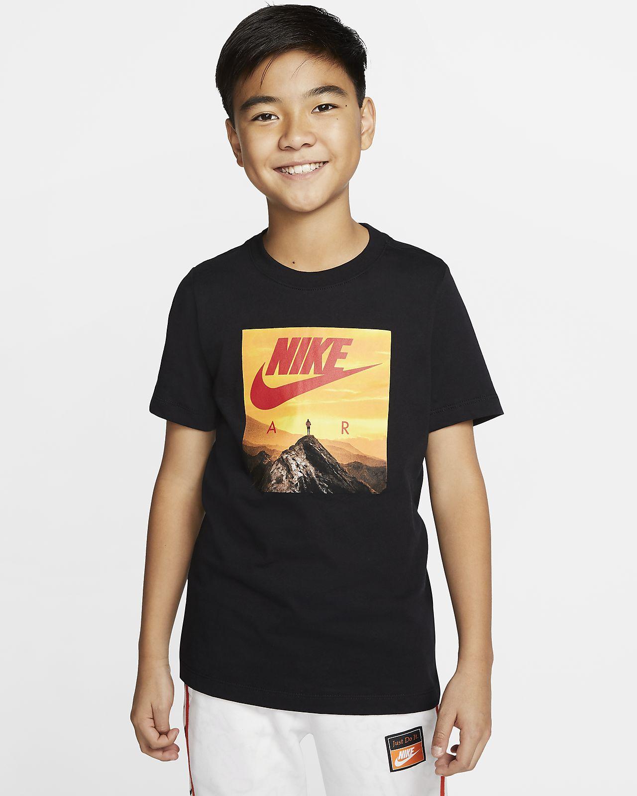 Nike Air Older Kids' (Boys') T Shirt