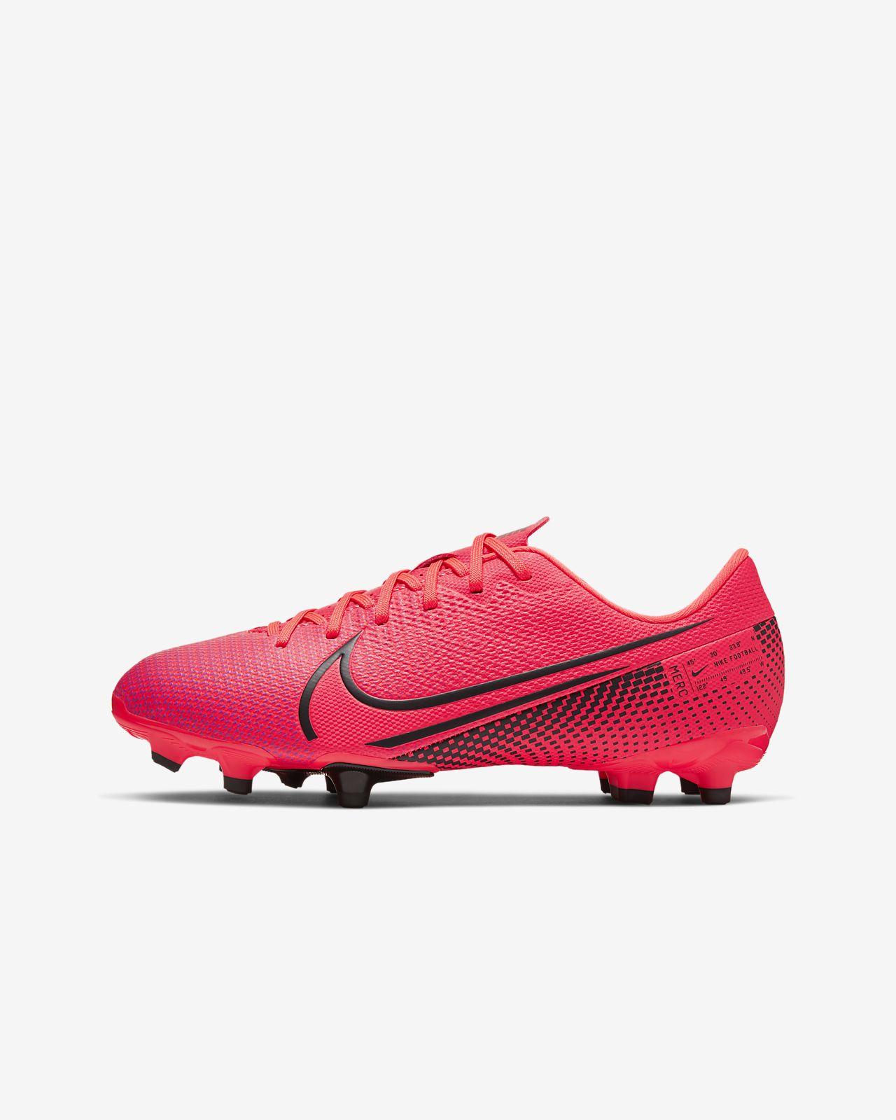 Chuteira Nike Mercurial Vapor VIII FG Infantil