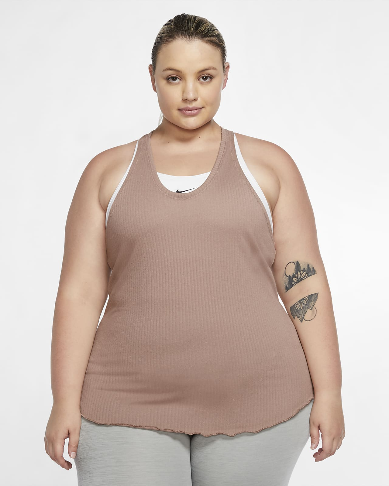 Nike Yoga Women's Tank (Plus Size)
