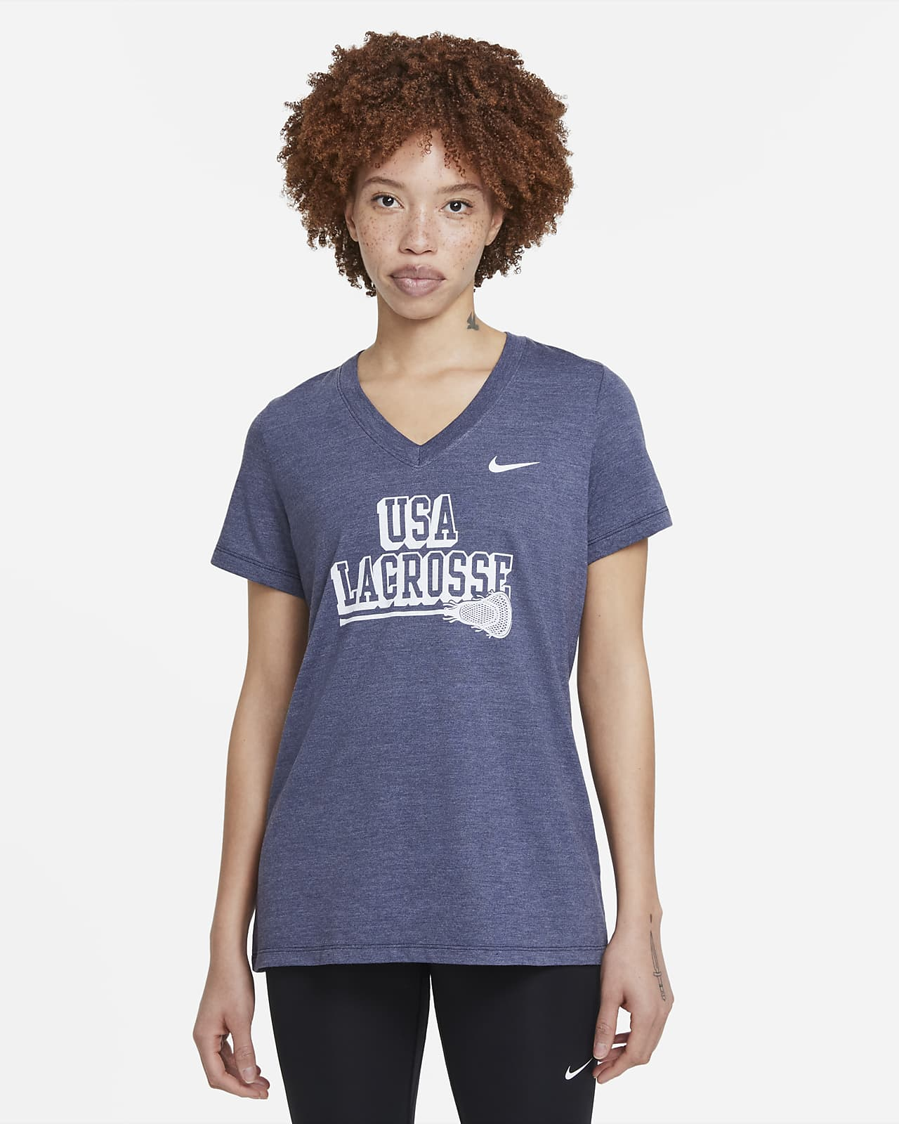 Nike Women's Lacrosse T-Shirt