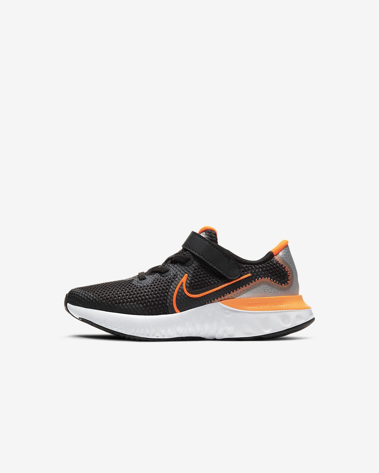 Nike Renew Run 小童鞋款