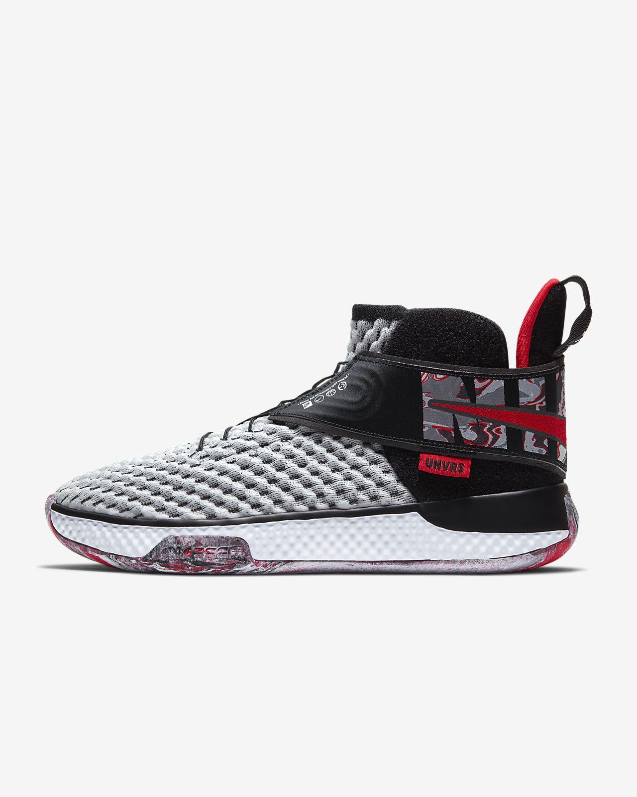 Nike Air Zoom UNVRS FlyEase Basketbalschoen