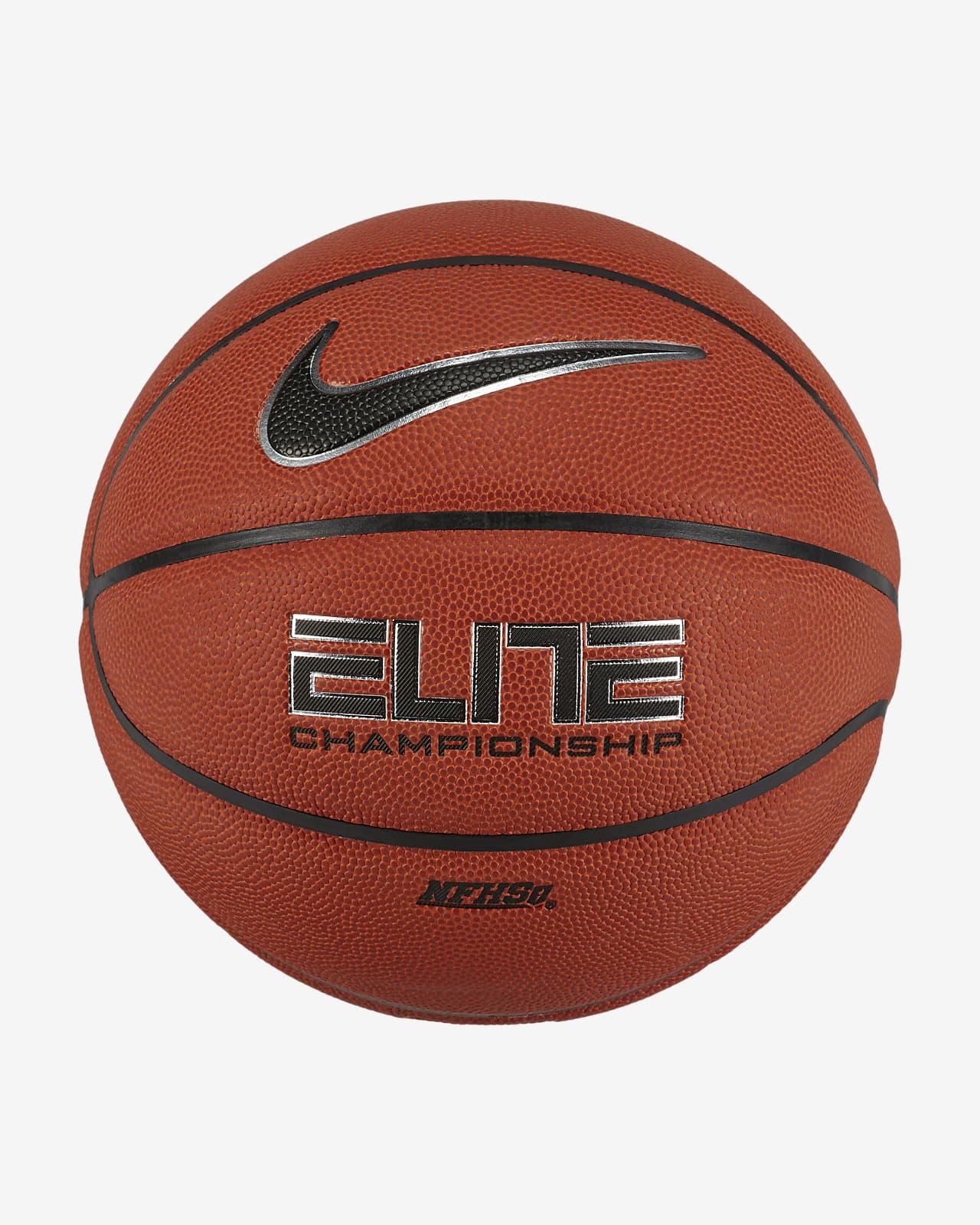 Pelota de básquetbol Nike Elite Championship para cancha cubierta