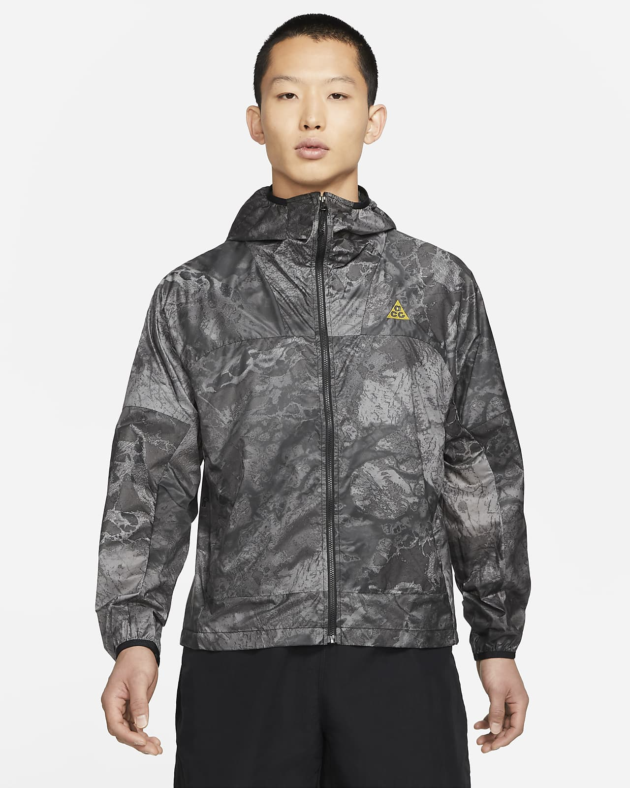 """Nike ACG """"Cinder Cone"""" Men's All-over Print Jacket"""