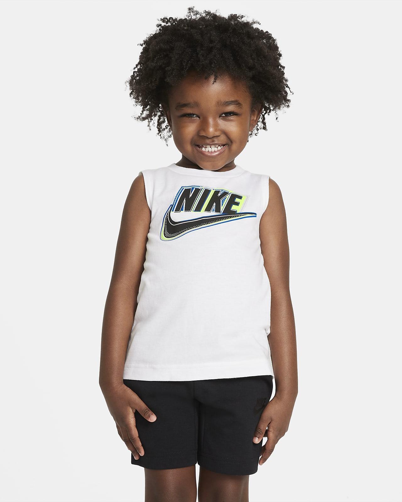 Camiseta de tirantes infantil Nike