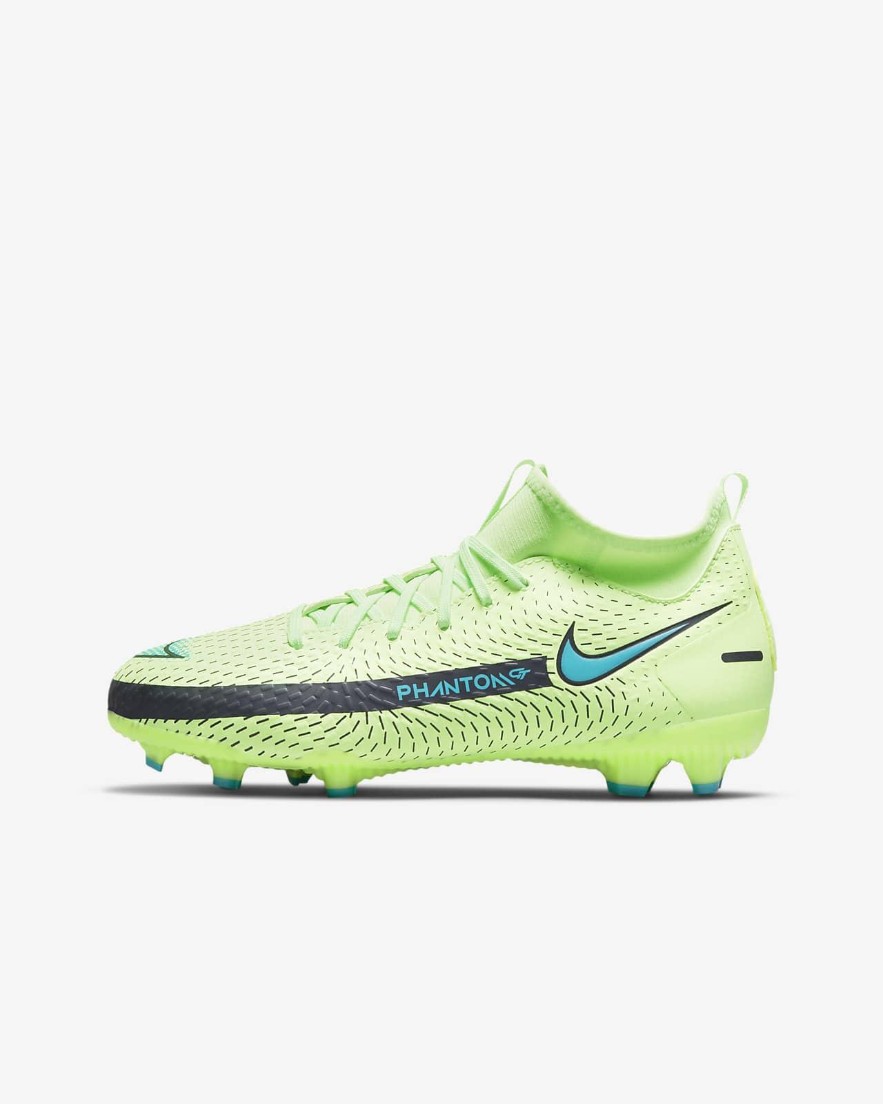 Nike Jr. Phantom GT Academy Dynamic Fit MG Younger/Older Kids' Multi-Ground Football Boot