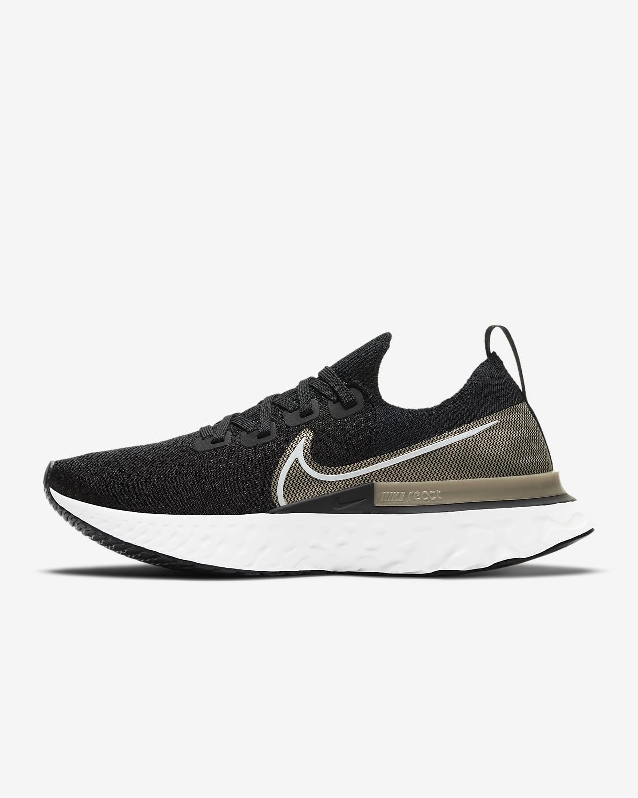 Nike React Infinity Run Flyknit Premium Women's Running Shoe