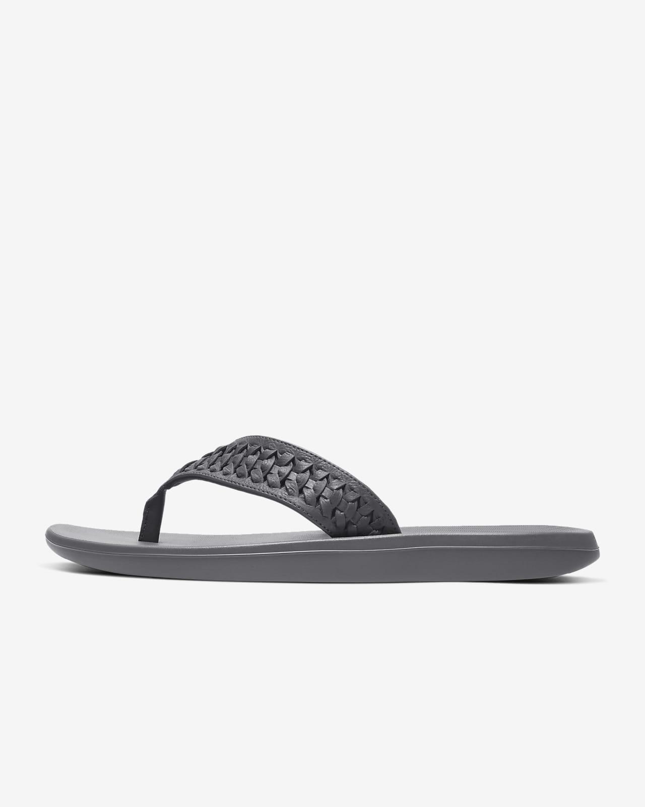 รองเท้าแตะคีบผู้ชาย Nike Kepa Kai 2 Leather