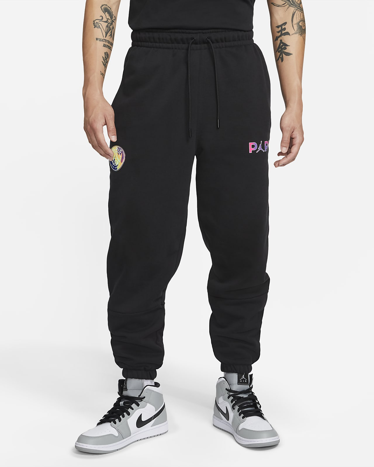 Pantaloni in fleece Paris Saint-Germain - Uomo