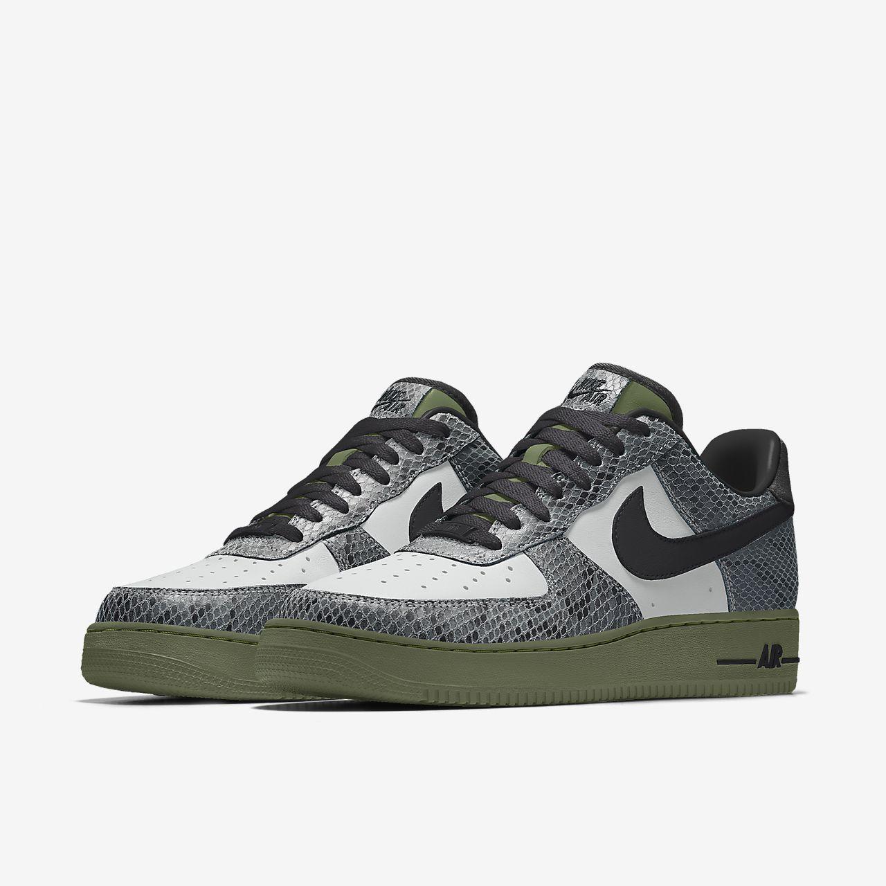 Nike Air Force 1 Low Unlocked By You Custom Men's Shoe