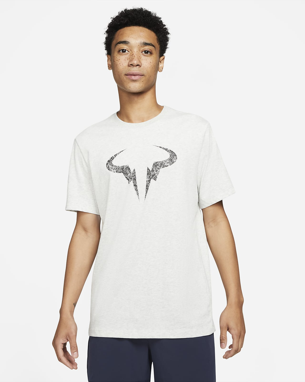 Rafa Herren-Tennis-T-Shirt