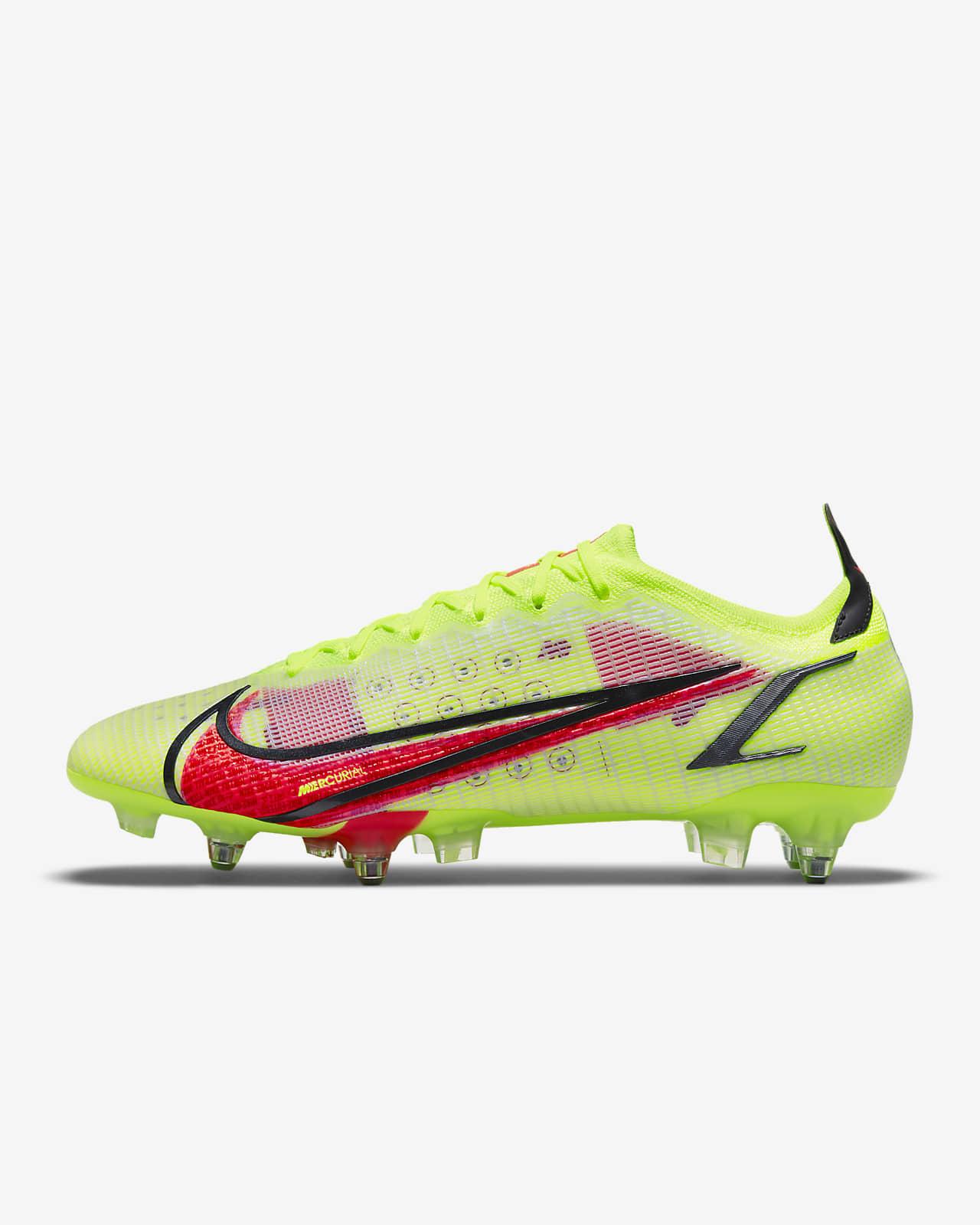Nike Mercurial Vapor 14 Elite SG-Pro AC Fußballschuh für weichen Rasen