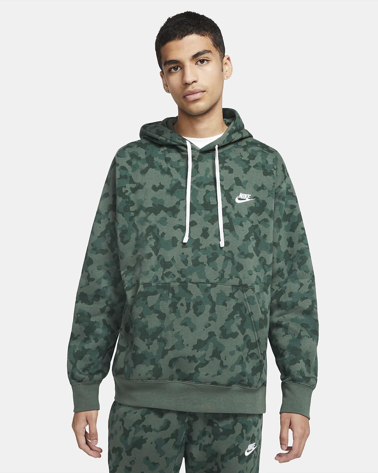 Felpa con cappuccio Nike Sportswear Club - Uomo