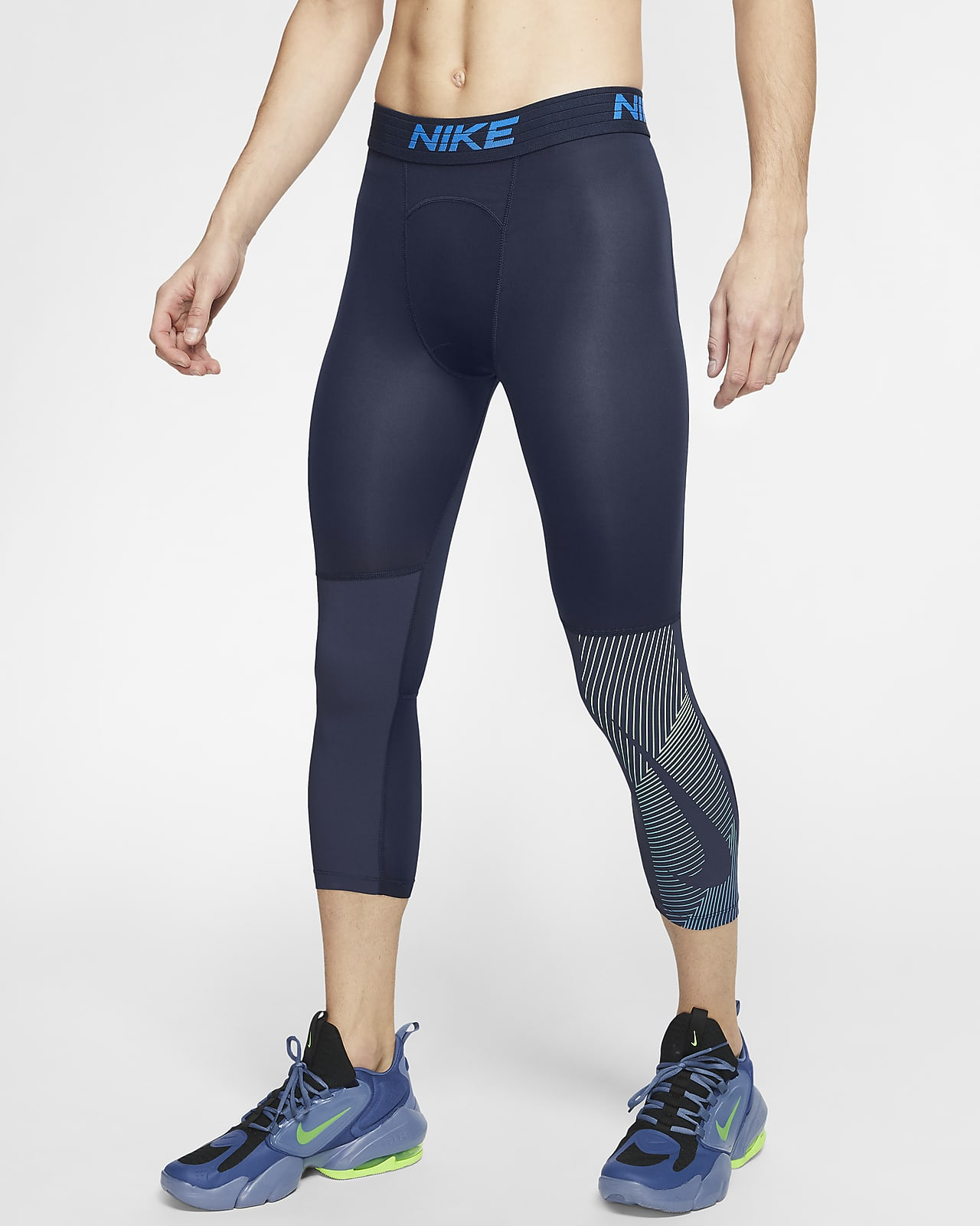 Nike Men's 3/4 Training Tights