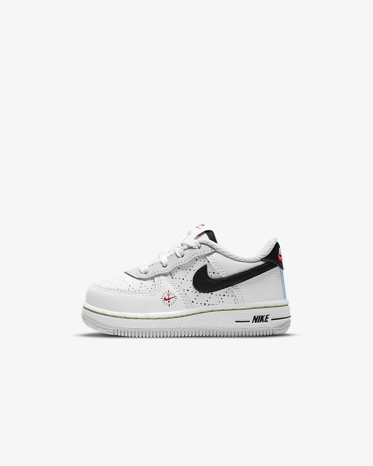Nike Force 1 LV8 Baby/Toddler Shoe
