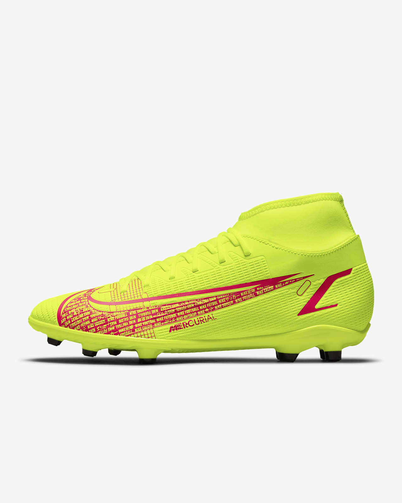 Nike Mercurial Superfly 8 Club MG Multi-Ground Soccer Cleat