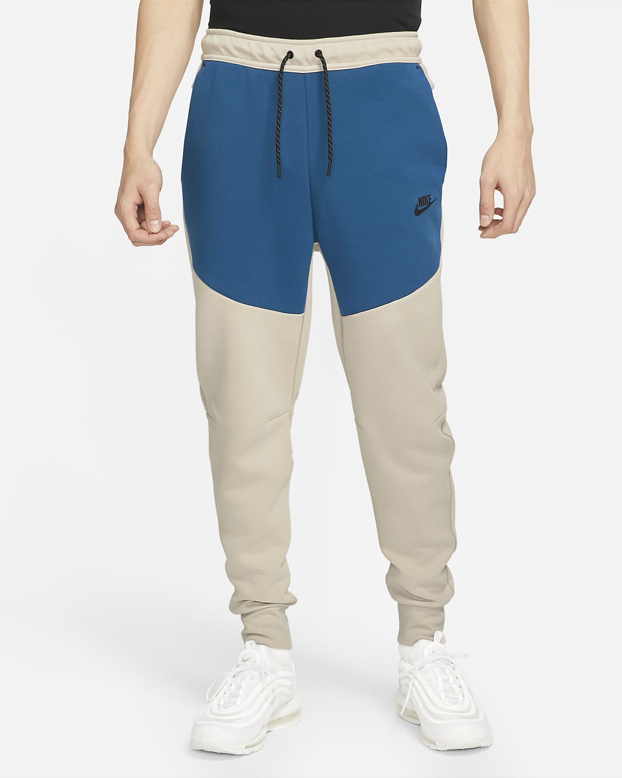 Pánské běžecké kalhoty Nike Sportswear Tech Fleece