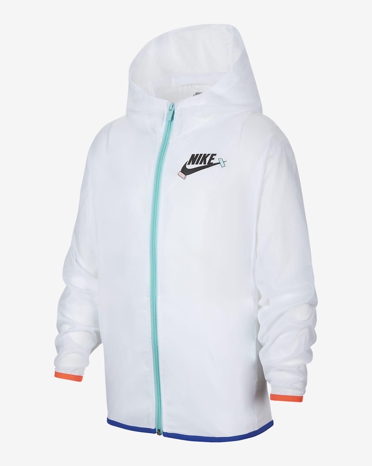 Nike Sportswear Packable 大童(男孩)夹克