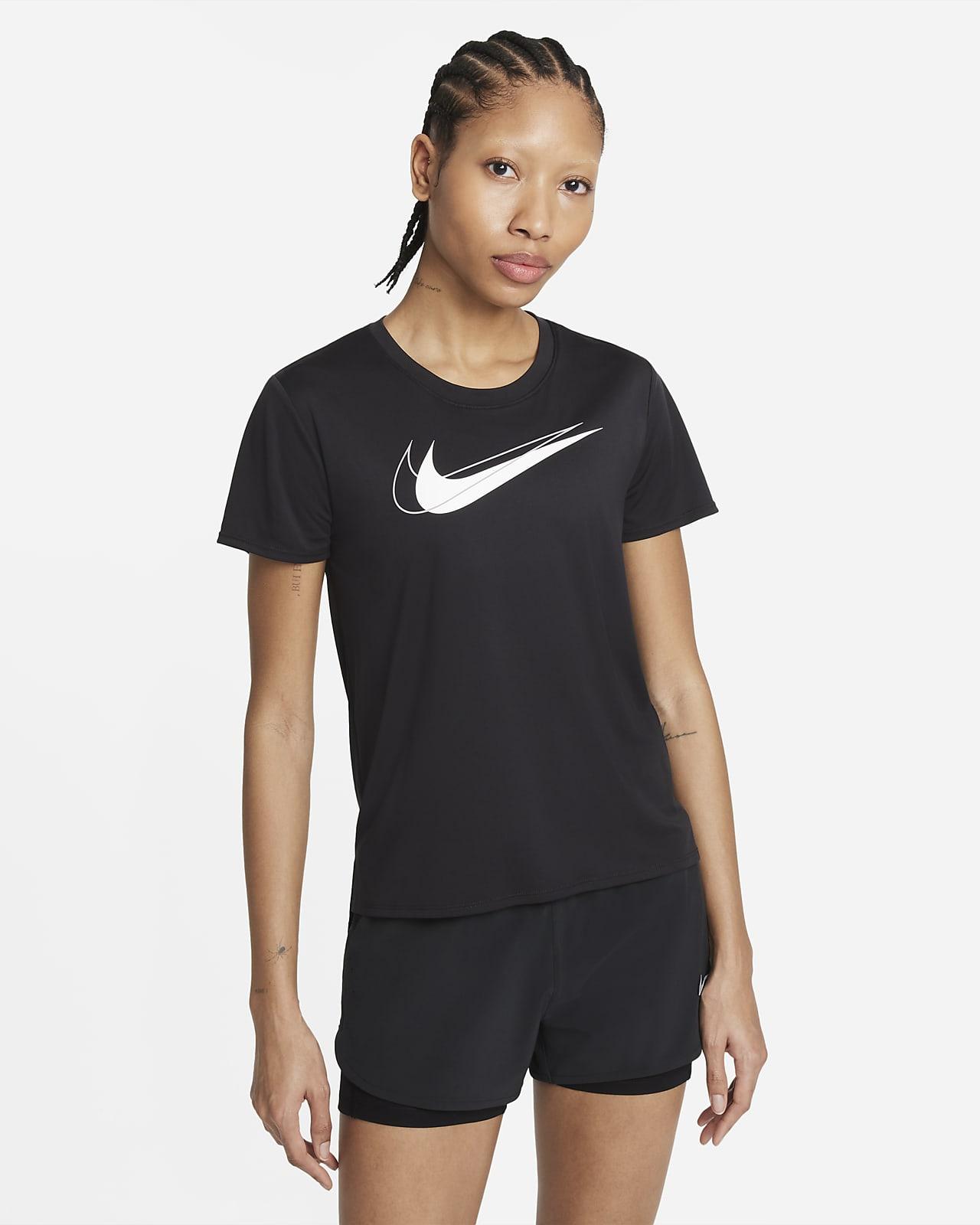Löpartröja Nike Dri-FIT Swoosh Run för kvinnor